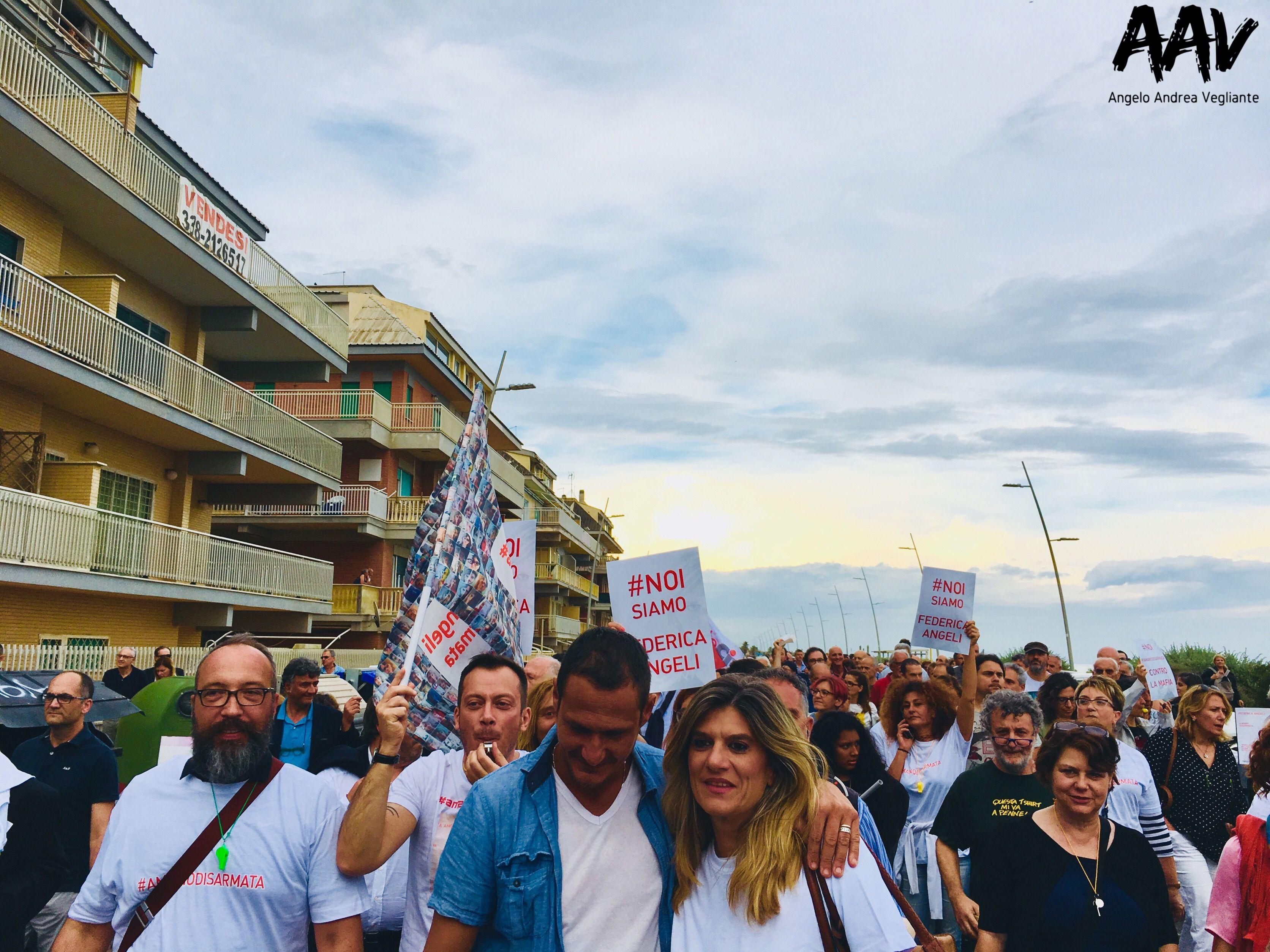 Federica-Angeli-mafia-passeggiata