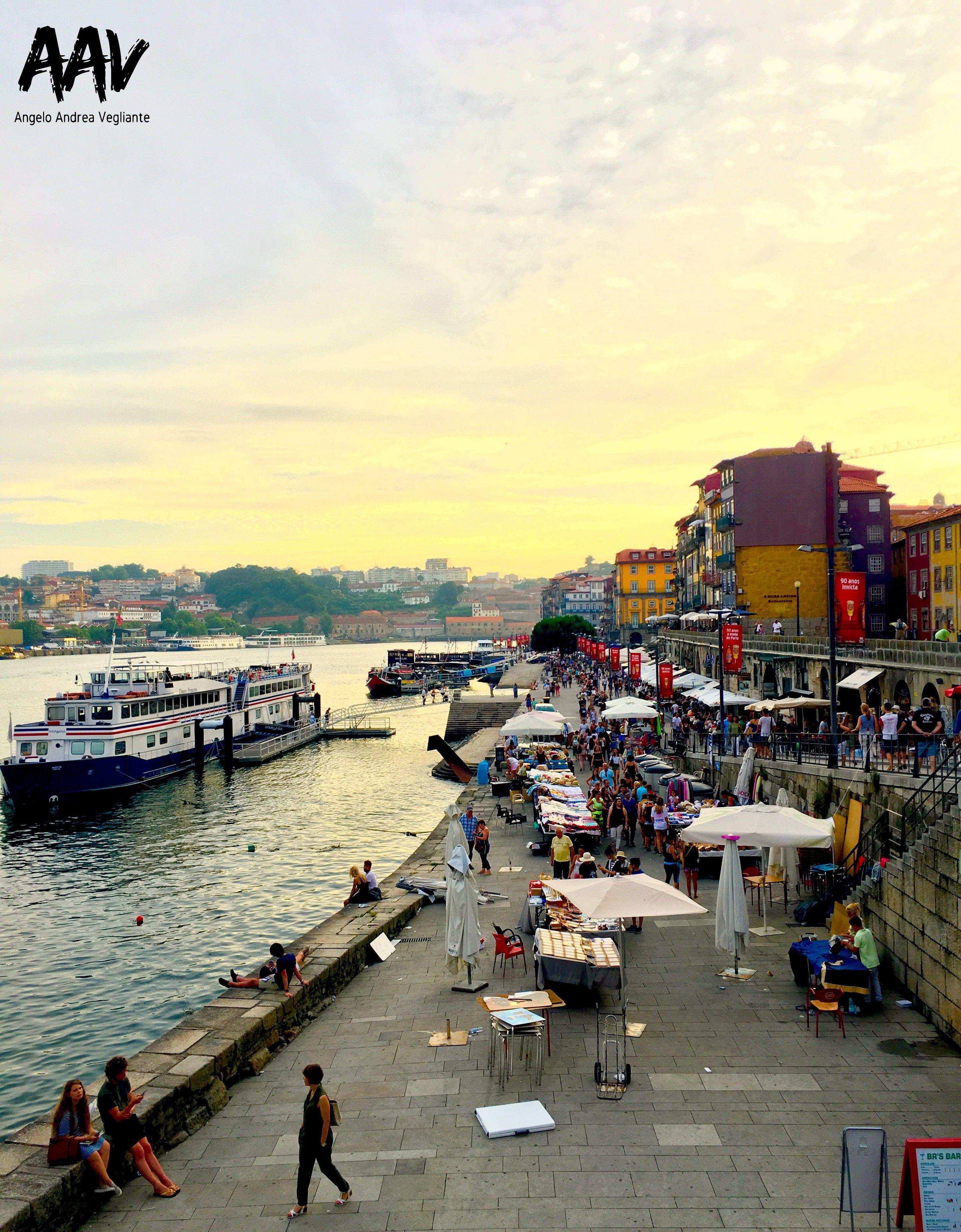 porto-duero-angelo andrea vegliante-fiume-portogallo