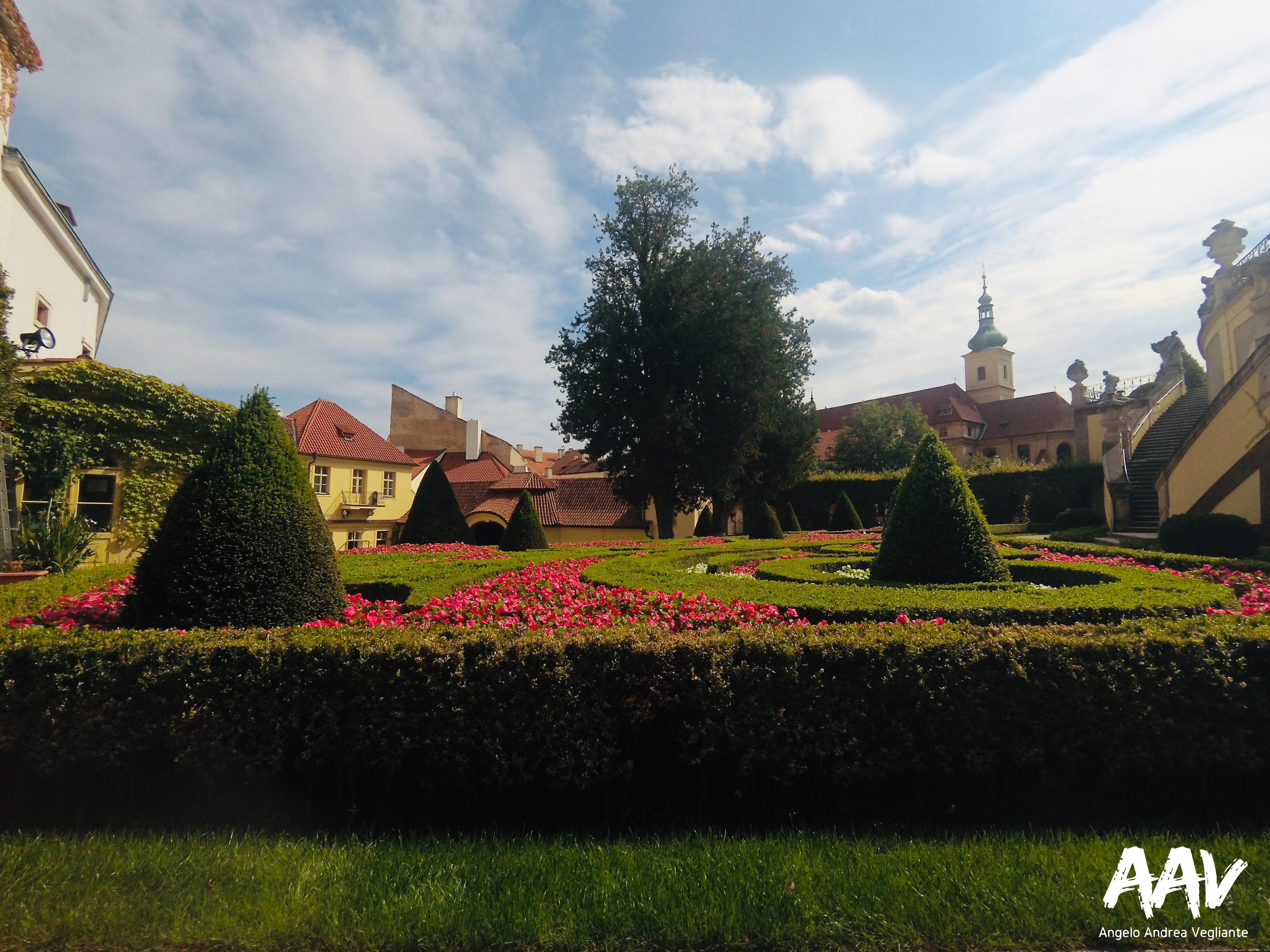 Giardini di Vrtba-Angelo Andrea Vegliante-Vrtba-Praga-Europa-Viaggio-Colui che veglia-verde