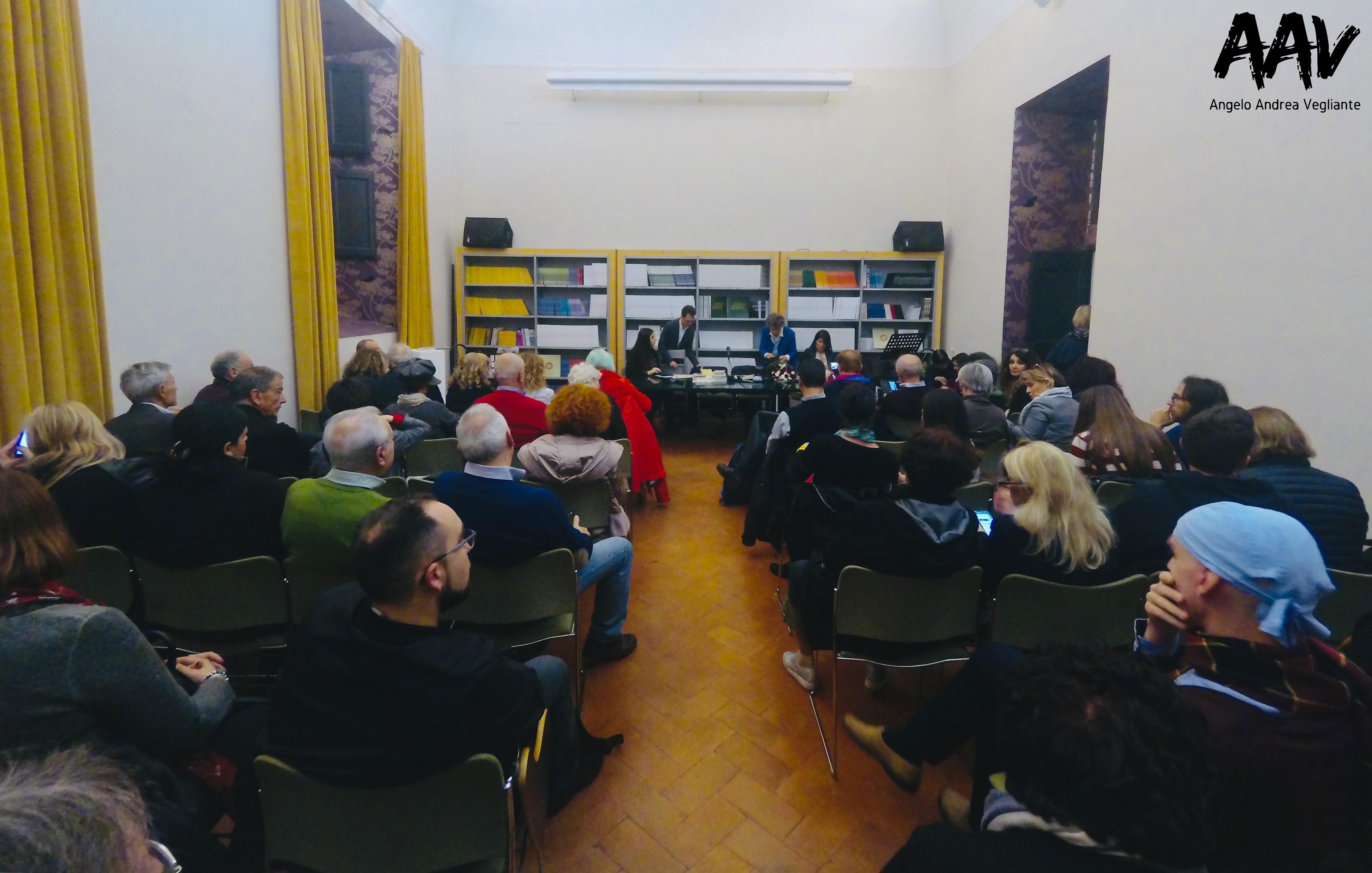 incontro-convegno-Dacia Maraini-Roma-angelo andrea vegliante-colui che veglia-colui che reporta-poesia-letteratura