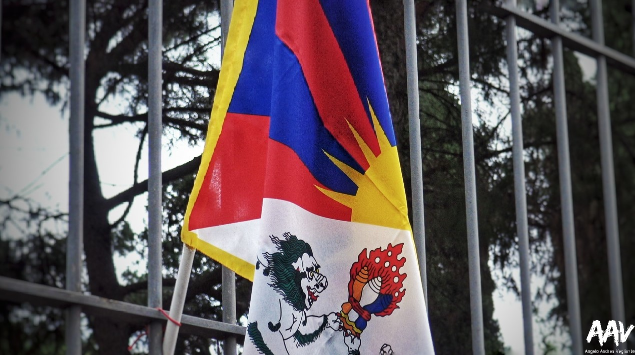bandiera Tibet