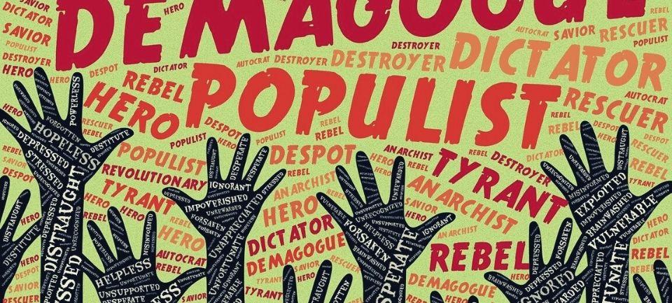 delirio di onnipotenza che porta al totalitarismo